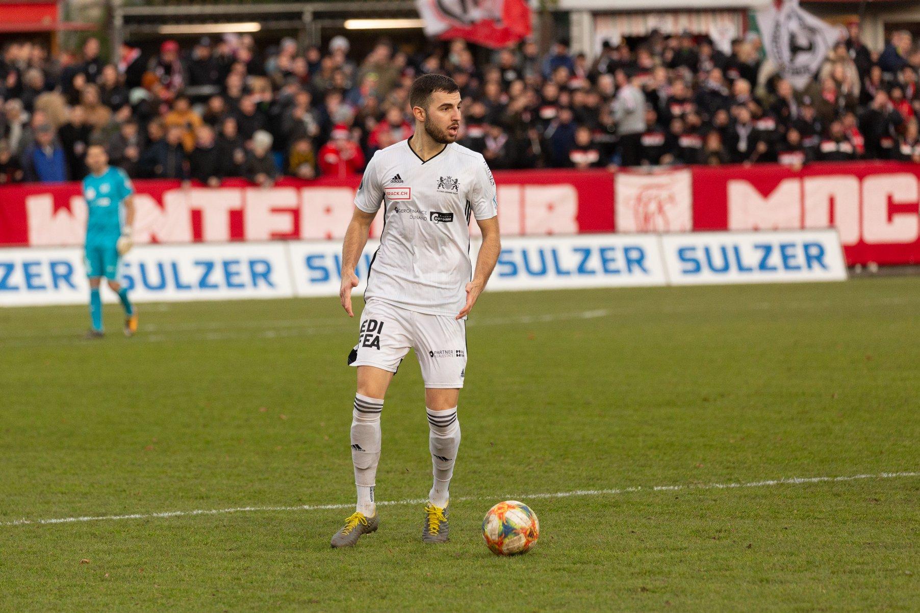 Lavdrim Hajrulahu, l'espoir renaît - FC SLO