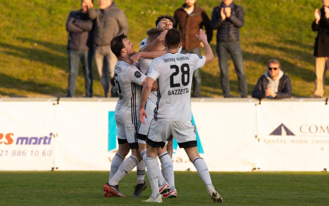 Un bon point pour Stade Lausanne Ouchy