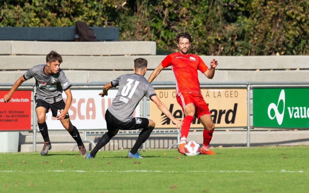L'avant-match: FC SLO – GCZ