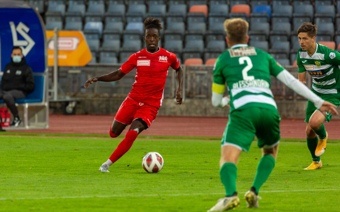 L'avant-match : SC Kriens – FC SLO
