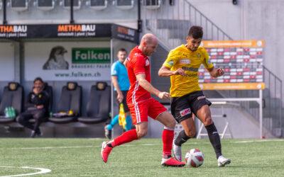L'avant-match: FC SLO – FC Schaffhouse