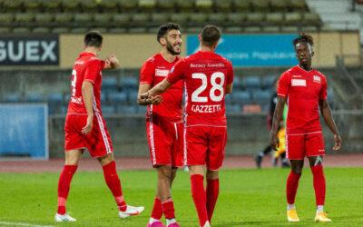 L'avant-match : FC SLO – FC Winterthour