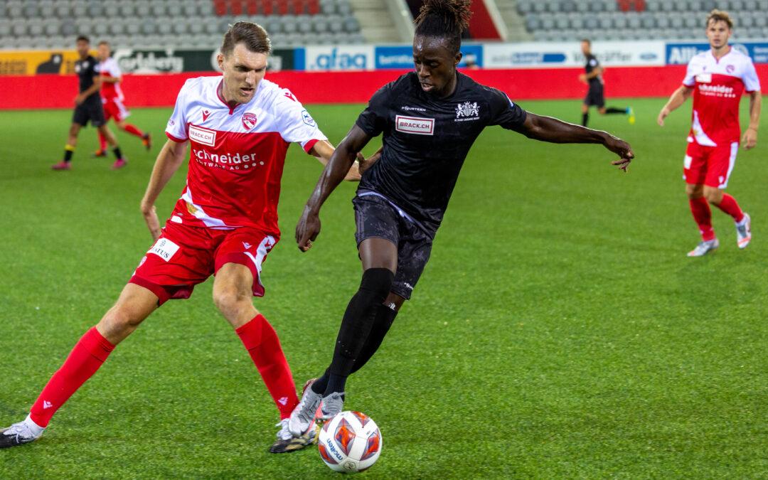 L'avant-match : FC SLO – FC Thoune