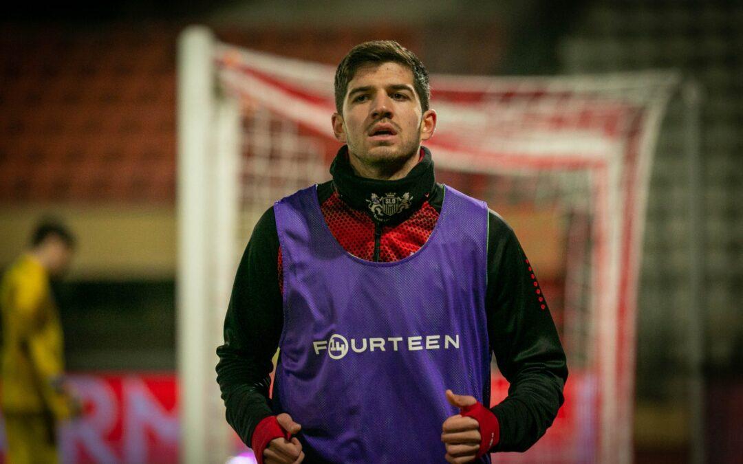 Ivan Harambasic en prêt au FC Köniz