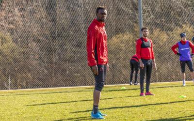 Entretien avec Guy Mbenza avant le derby face à Xamax