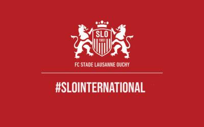 Les internationaux du SLO : le bilan !