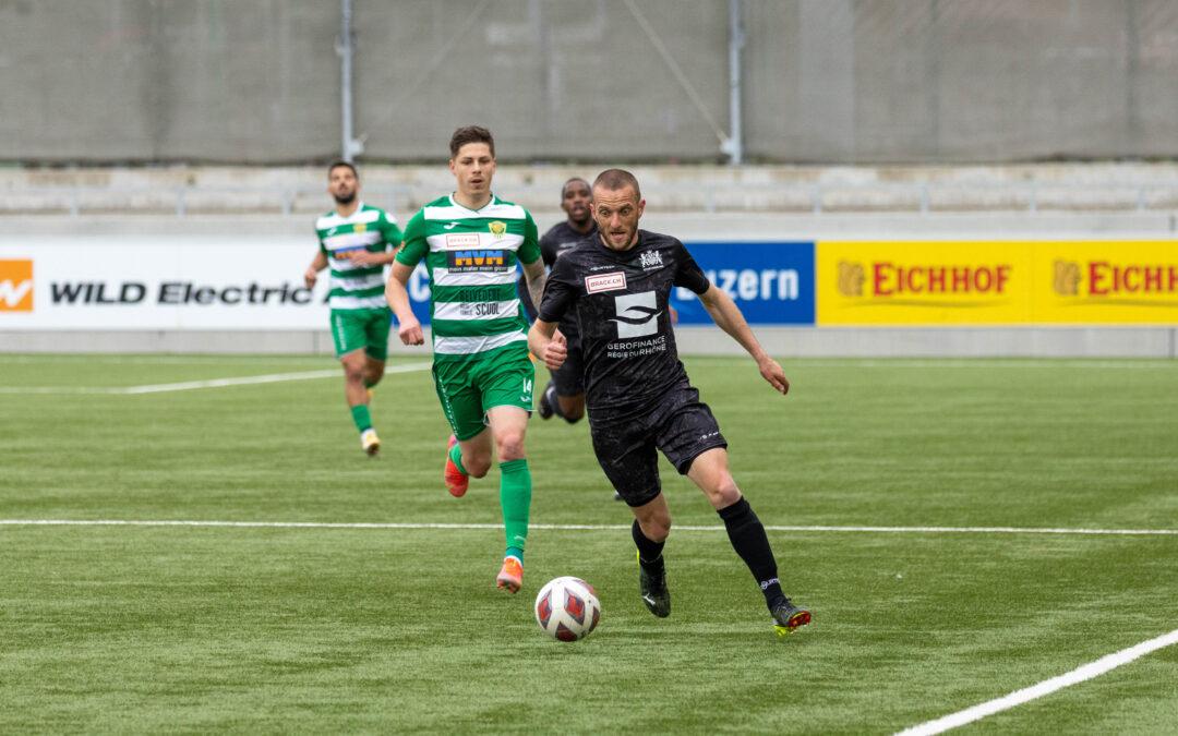 L'avant-match : FC SLO – SC Kriens