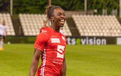 Roland Ndongo au FC Thoune