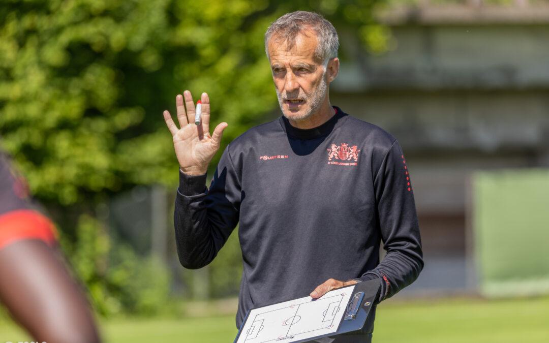 A deux jours de la reprise : entretien avec coach Meho Kodro