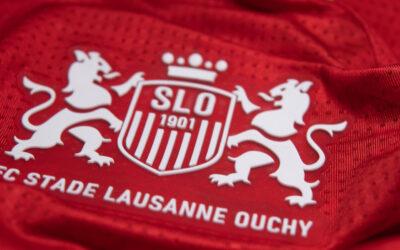 Le SLO porte les couleurs lausannoises !