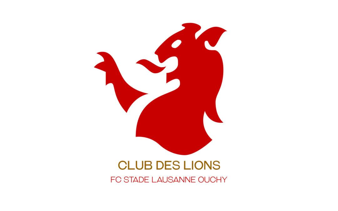Le Club des Lions est lancé !